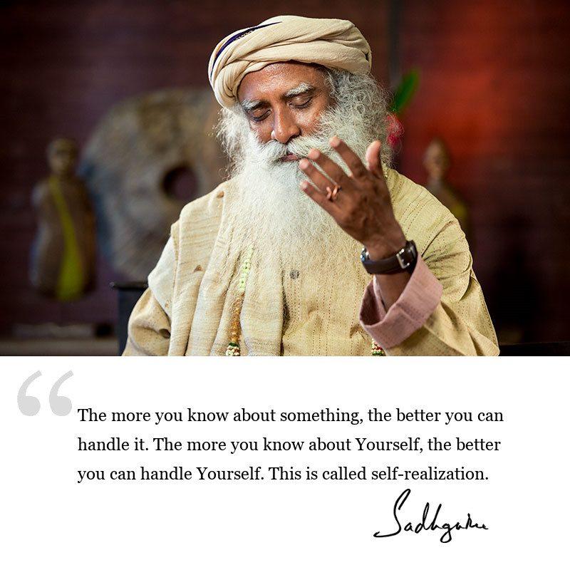 Spirituality, Self realization, self awareness
