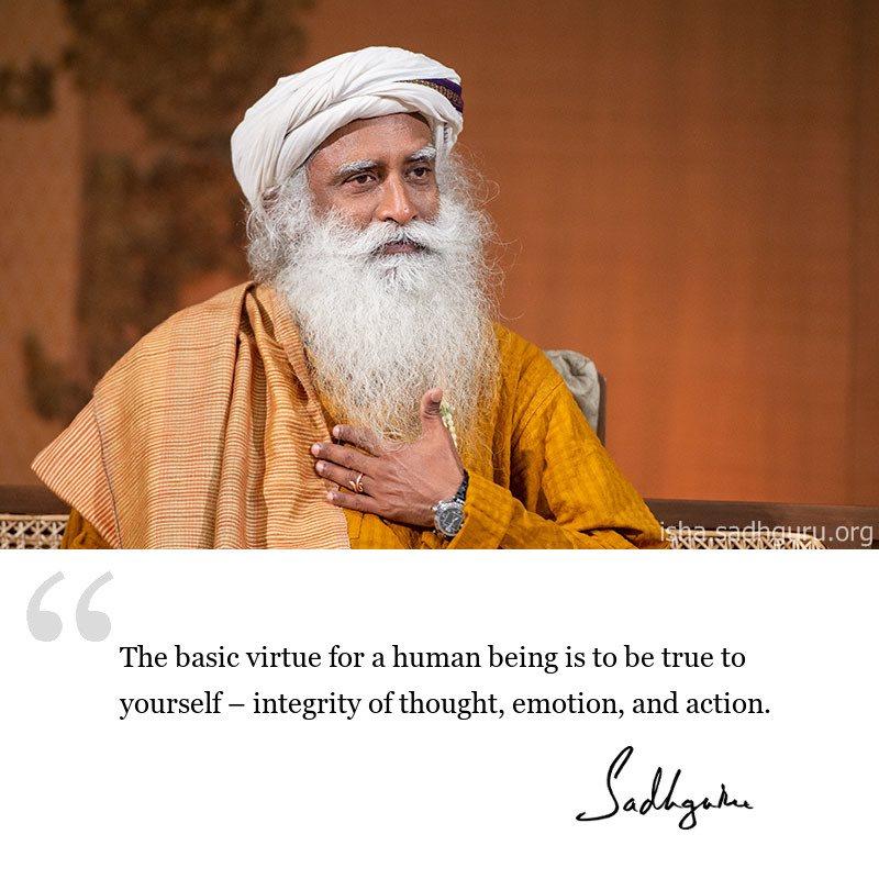sadhguru quote on life wisdom, sadhguru quote on self improvement, sadhguru quote on inspiration.