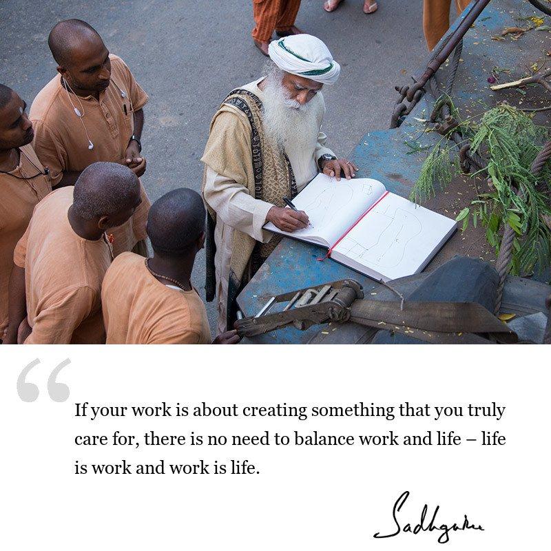 sadhguru quote on be inspired, sadhguru quote on self awareness, sadhguru quote on life lessons.