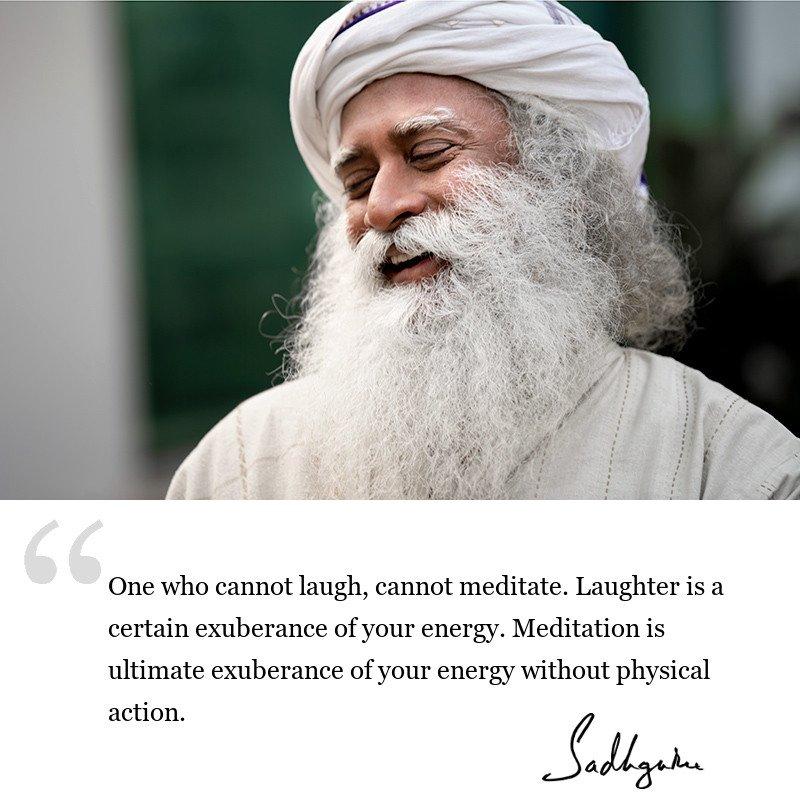 sadhguru quote on wisdom for seekers, sadhguru quote on meditation.